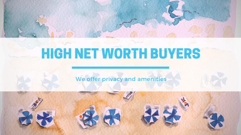 high net worth buyers bahamas